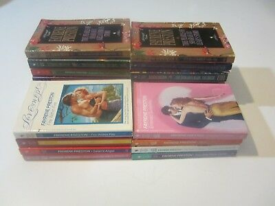 Lot of 22 Love Swept Harlequin Romance Books By Fayrene Preston