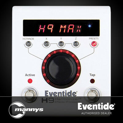Eventide H9MAX Stompbox Pedal