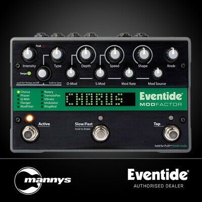 Eventide ModFactor Modulating Effects Pedal