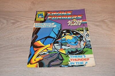 Marvel Comics - Transformers - Issue 231 -  August 1989  - C103