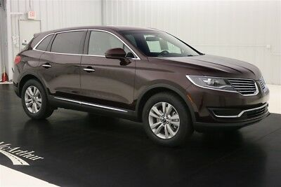 2017 Lincoln MKX PREMIER SOFT TOUCH LEATHER 3.7 V6 BURGANDY VELVET METALLIC YNC 3 BACK UP CAMERA REMOTE START TOUCH SCREEN HEATED SOFT TOUCH LEATHER