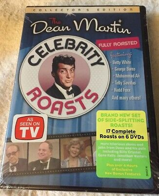 The Dean Martin Celebrity Roasts: Complete Collection ...