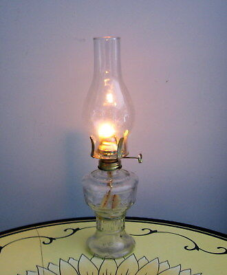 NEW Kerosene Kero Lamp Medium  Great for Citronella Oil  2 Pieces