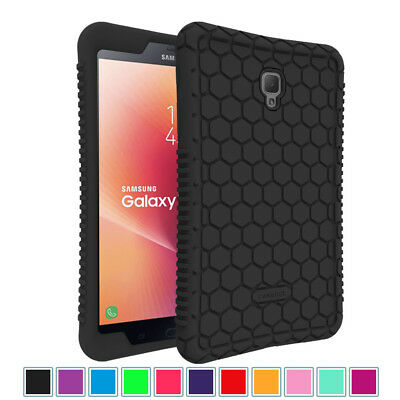 For Samsung Galaxy Tab A 8.0 inch SM-T380 / T385 2017 Tablet Silicone Case Cover