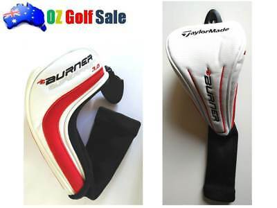 New 1Pcs Taylormade Golf Burner 3.0 Fairway Wood Headcover Head Cover #3,4,5,7,x