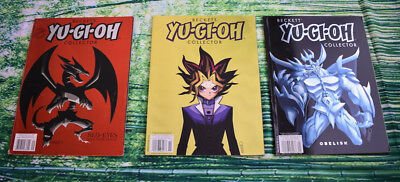 Beckett Yu-Gi-Oh Collector Issue 09 issues 2003 - 2004