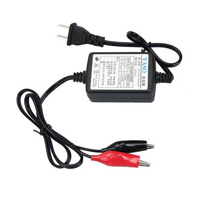 12V 1300mA Battery Trickle Charger Auto Car/Van/Motorcycle Tender Maintainer CA