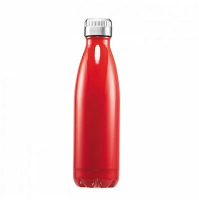 Avanti Fluid Insulated Stainless Steel Water Bottle 500ml Red Sports Brand New
