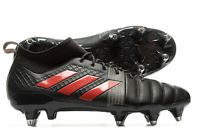 adidas Mens Kakari X Kevlar SG Rugby Boots Sports Shoes Studs Trainers