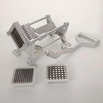Aluminum Alloy multi function Potato French Fry Fruit Vegetable Cutter Slicer