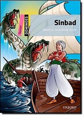 Sinbad (Dominoes:Starter Level: 250 Headwords) Janet Hardy-Gould