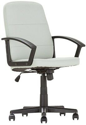 Brixham Managers Chair - Grey
