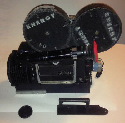 Fries 35mm AF35R Stepper Motor Controlled Motion Picture Visual Effects Camera