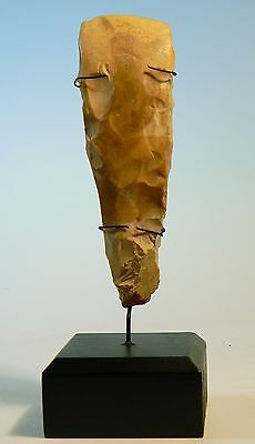 European Neolithic Flint Axe - Ancient Art & Antiquities