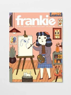 Frankie Magazine Issue 80 Nov/Dec 2017 - design, art, photography, fashion