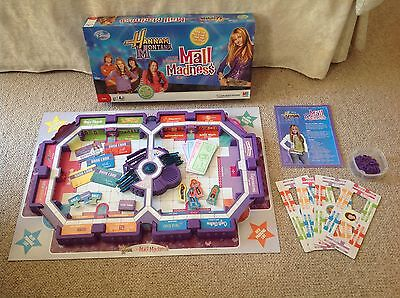 Disney Hannah Montana Talking Electronic Mall Madness Pop Star Game, Ex Con