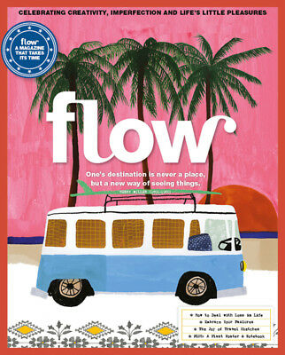 Flow Magazine Issue 21 - A magazine for paper lovers