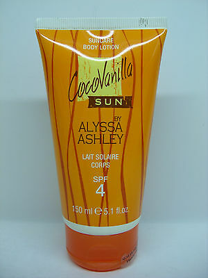 COCCOVANILLA SUN PAR ALYSSA ASHLEY LAIT SOLAIRE CORPS SPF 4 - 200 ml