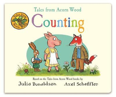 NEW Tales from Acorn Wood By Julia Donaldson Board Book Free Shipping