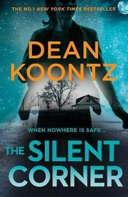 NEW The Silent Corner : Jane Hawk  By Dean Koontz Paperback Free Shipping
