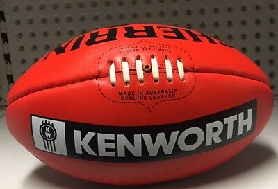 Kenworth Sherrin Football