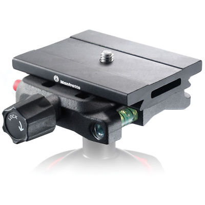 Manfrotto MSQ6 adapter & plate