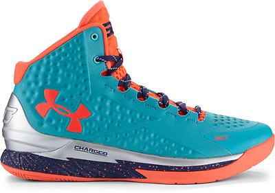 2b9a316b4a96 Under Armour Stephen Curry One 1 SC30 Select Camp Size 11.5 dub nation steph  mvp