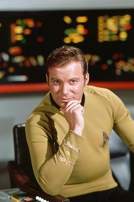 William Shatner Star Trek Capt. Kirk Poster24in x 36in