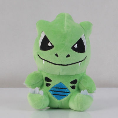 Pokemon Center Baby Tyranitar Plush Toy Soft Stuffed Doll Figure 7""