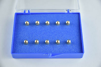 KMT Dellorto type 4576. D20 push-in jet TUNING KIT of 10 sizes. For Vespa-PX.