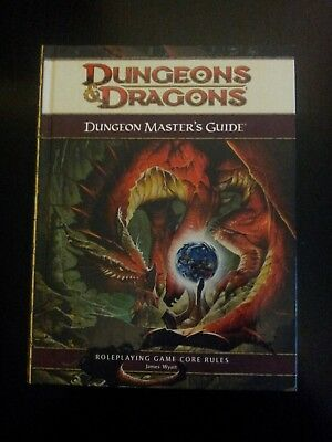 Dungeons & Dragons 4th Edition Dungeon Master´s Guide