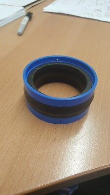 3 part Hydraulic Piston  Seal with Wear Rings IMPERIAL  DA300225-093-143WO-F