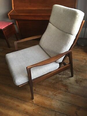 Guy Rogers reclining armchair