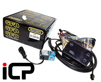 GFB Go Fast Bits G-Force II Electronic Boost Controller Built In Boost Gauge