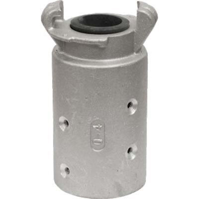 "Replaces Clemco 05573 Aluminum Sandblast Quick Coupling For 11/2"" Id Hose Q-4-Al"