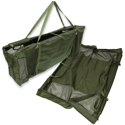 NGT Carp Care Safety Floating Fishing Weighing Sling System With Zipper Sides