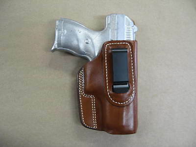 Rossi 461 462 Revolver IWB Leather In The Waistband Carry Holster CCW TAN RH