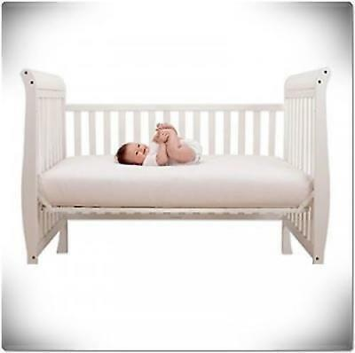 Standard Bed Baby Crib Memory Foam Mattress 28 x 52 Inch Infant Comfort Toddler