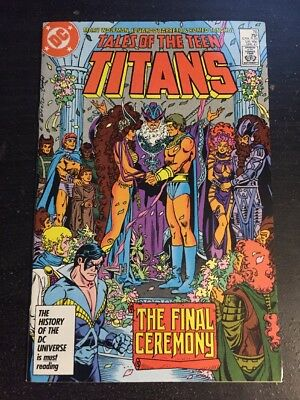 Tales Of Teen Titans#76 Incredible Condition 9.4(1987) Barreto Art!!