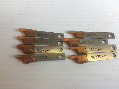 (8) NOS genuine 36270 knives for UNION SPECIAL 36200 sewing machine