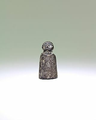 Fine Provenance and Rare Ancient Near Eastern Eye Idol - 4000 BC