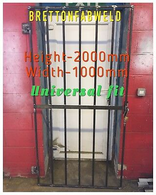 Security Gate 2000mm X 1000mm Universal Fit.