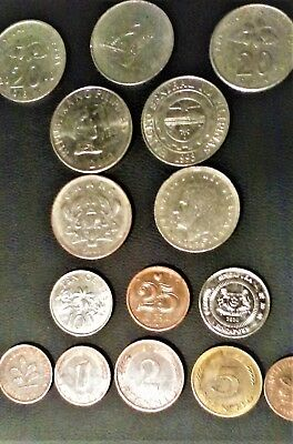 World Foreign Coins Collection Germany, Ghana Denmark, more. free shipping !!