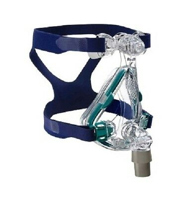 Mirage Quattro™ Full Face CPAP Mask with Headgear (Size M)