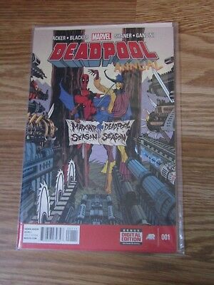 Deadpool Annual 1 (Marvel: 2012) Volume 3  Madcap
