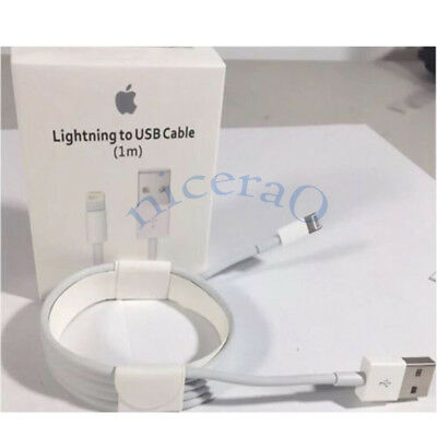 Original Apple iPhone 6s 7 8 Plus 6 5s USB Lightning Charger Data Cable