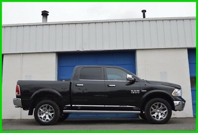 2016 Ram 1500 Longhorn Repairable Rebuildable Salvage Lot Drives Great Project Builder Fixer Easy Fix