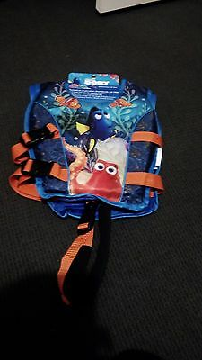 Finding Dory Kids Toddler Swim Swimming Vest Jacket Water Pool Safety Aid Float