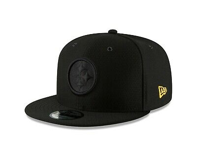 Pittsburgh Steelers New Era Gold 2017 Color Rush 9FIFTY Snapback Adjustable  Hat 171b775fe