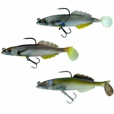 River2Sea Chasebaits Live Whiting 95mm / 13g Swimbait Fishing Lure